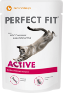 Perfect Fit Active пауч курица 85г